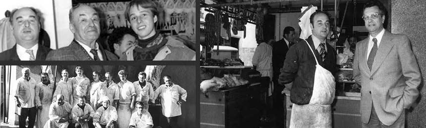 La famille Dubois, fondatrice de la Grande boucherie Première